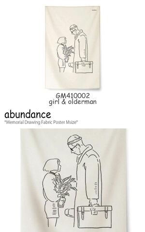 アーバンダンスタペストリーabundanceメモリアルドローイングファブリックポスターMMemorialDrawingFabricPosterMサイズ全4種類韓国雑貨おしゃれGM410001/2/3/4ACC