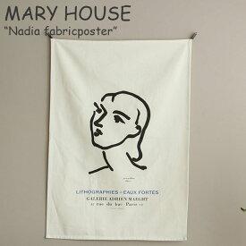 マリーハウス タペストリー MARY HOUSE Nadia fabricposter ナディア ファブリックポスター 韓国雑貨 ACC