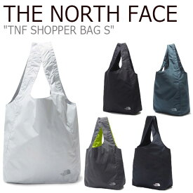 ノースフェイス エコバッグ THE NORTH FACE メンズ レディース TNF SHOPPER BAG S ショッパーバッグ S 全6色 NN2PL17A/B/C/D/E NN2PL64A バッグ 【中古】未使用品