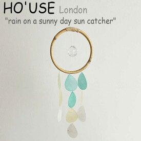 ホユーズ モビール HO'USE London rain on a sunny day sun catcher ロンドン レイン オン ア サニー デイ 晴天の雨 サンキャッチャー 韓国雑貨 21USE_0234 ACC