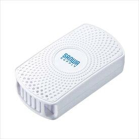 【沖縄・離島配送不可】温度・湿度センサー搭載 BLE Beacon 3個セット iBeacon/Eddystone対応 BLEビーコン マルチアドバタイズ サンワサプライ MM-BLEBC7