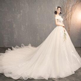 ウエディングドレス 二次会 Aライン プリンセス 前撮り 結婚式 フォトウエディング かわいい おしゃれ インスタ映え