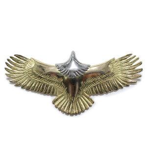 タディアンドキング TADY&KING goro's ゴローズ 魂継承 大イーグル 全金 頭プラチナ tkh-095 メンズ レディース eagle イーグル ペンダント K18 イーグルネックレス 18k ペンダントトップ ネイティブ シ