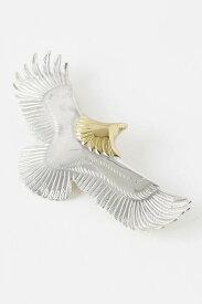 Lolo by TADY ロロバイタディ 中イーグルSV 頭金目パヴェダイヤ レディース メンズ eagle イーグル ペンダント ユニセックス アクセサリー loh-006k18