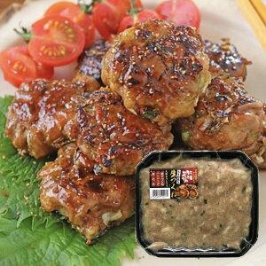 阿波尾鶏 鶏肉 地鶏 熟成鶏肉 鶏焼肉 冷凍鶏肉 冷凍焼肉 生つくね 400g 冷凍便発送