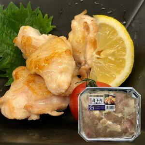 阿波尾鶏 鶏肉 地鶏 熟成鶏肉 鶏焼肉 冷凍鶏肉 冷凍焼肉 塩麹味 もも細切り 400g 冷凍便発送