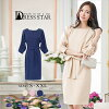 Second party banquet entrance to school graduation entering a kindergarten graduation mom suit ceremony with the mom suit mother mom wedding ceremony dress big size party dress invite dress Lady's sleeve ありきれいめ knee length sleeve