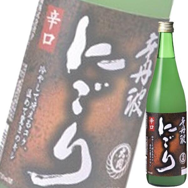 大関「辛丹波 にごり」720ml瓶x6本ケース販売【清酒】【日本酒】【兵庫】