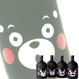 (単品) 房の露 蔵八 くまモンイラスト付 本格芋焼酎 25% 720ml瓶 (熊本)
