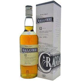 クラガンモア 12年 箱入 700ml瓶 (スコッチウイスキー) (シングルモルト)