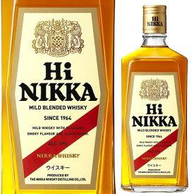アサヒ ニッカ ハイニッカ 720ml瓶 (国産ウイスキー) (ブレンデッド)