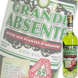 (単品) グランドアブサント 69 700ml瓶 (ペルノリカール) (ハーブ系リキュール)