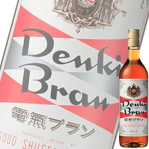 (単品) 合同酒精 電気ブラン 30% 720ml瓶 (ブランデーベースカクテル)
