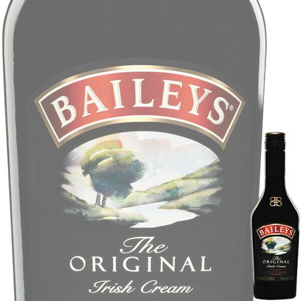 【単品】ベイリーズ「オリジナル アイリッシュクリーム」350ml瓶【キリン】【ウイスキーベース】【クリーム系リキュール】