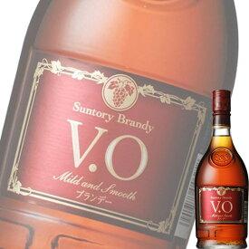 (単品) サントリー ブランデー (V.O) 640ml瓶 (国産ブランデー) (果実酒づくり) (梅酒づくり)