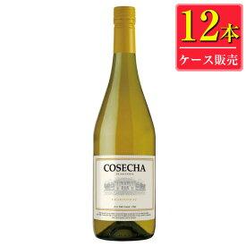タラパカ コセチャ シャルドネ (白) 750ml瓶 x 12本ケース販売 (チリ) (白ワイン) (ドライ) (LJ)