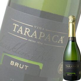 (単品) タラパカ スパークリング ブリュット (白) 750ml瓶 (チリ) (白ワイン) (ドライ) (LJ)