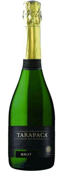 タラパカ「スパークリングブリュット(白)」750ml瓶x6本ケース販売(チリ)(白ワイン)(ドライ)(LJ)