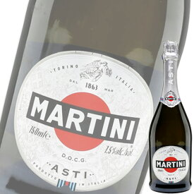 (単品) サッポロ バカルディ マルティーニ アスティ スプマンテ (白) 750ml瓶 (イタリア) (スパークリングワイン) (やや甘口) (BAJ)