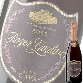 (単品) ロジャーグラート カヴァ ロゼ ブリュット 750ml瓶 (スペイン) (ロゼワイン) (スパークリングワイン) (スペイン) (辛口)