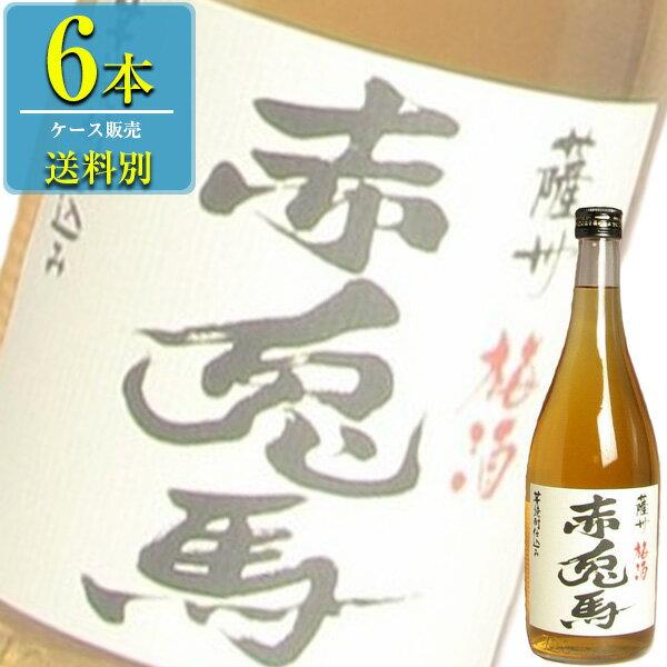 赤兎馬 梅酒 720ml瓶 x6本ケース販売 (濱田酒造) (鹿児島)