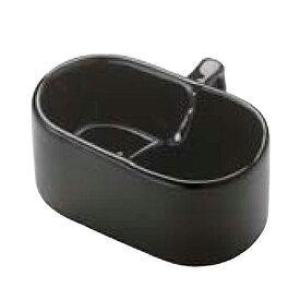 K-24 クリーンカップ (シェービングカップ) ブラック