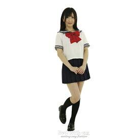 セーラー服2(えんじリボン) Lサイズ F0020DR