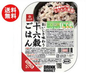 【送料無料】はくばく 十六穀ごはん 無菌パック 150g×12(6×2)個入 ※北海道・沖縄・離島は別途送料が必要。