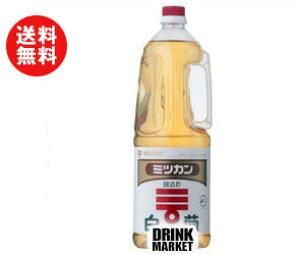 送料無料 ミツカン 白菊 1.8Lペットボトル×6本入 ※北海道・沖縄・離島は別途送料が必要。