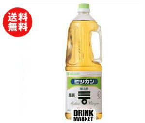 送料無料 ミツカン 穀物酢(銘撰) 1.8Lペットボトル×6本入 ※北海道・沖縄・離島は別途送料が必要。