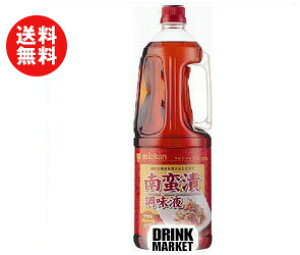送料無料 ミツカン 南蛮漬調味液 1.8Lペットボトル×6本入 ※北海道・沖縄・離島は別途送料が必要。