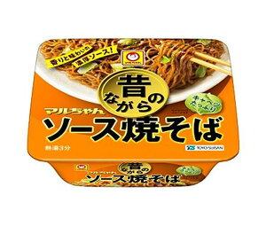 送料無料 東洋水産 マルちゃん 昔ながらのソース焼そば 132g×12個入 北海道・沖縄・離島は別途送料が必要。