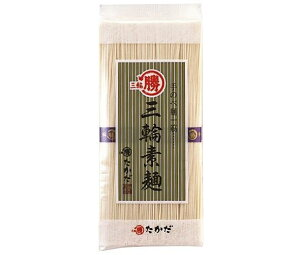 送料無料 マル勝高田 三輪素麺 大判 500g×20個入 ※北海道・沖縄・離島は別途送料が必要。