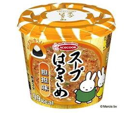 送料無料 エースコック スープはるさめ 担担味 33g×12(6×2)個入 北海道・沖縄・離島は別途送料が必要。