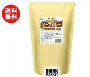 送料無料 ハウス食品 カリー厨房 炒め玉ねぎのビーフカレー 中辛 3kg×4個入 ※北海道・沖縄・離島は別途送料が必要。