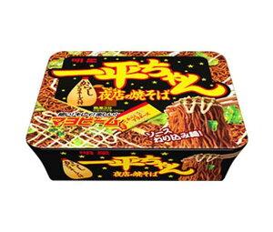 送料無料 明星食品 一平ちゃん 夜店の焼そば 135g×12個入 北海道・沖縄・離島は別途送料が必要。