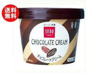 【送料無料】【2ケースセット】スドージャム スドー 毎朝カップ チョコレートクリーム 135g×12個入×(2ケース) ※北海道・沖縄・離島は別途送料が必要。