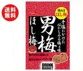 【送料無料】ノーベル製菓 男梅ほし梅 20g×6個入 ※北海道・沖縄・離島は別途送料が必要。