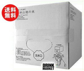 【送料無料】白神山美水館 白神山地の水 10L×1箱入 ※北海道・沖縄・離島は別途送料が必要。