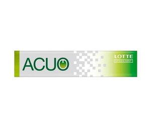 送料無料 【2ケースセット】ロッテ ACUO(アクオ) グリーンミント 14粒×20個入×(2ケース) 北海道・沖縄・離島は別途送料が必要。