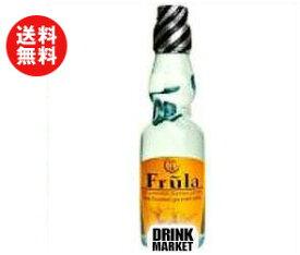 03dac11f8fa0 【送料無料】【2ケースセット】友桝飲料 フルーラ マンゴー 200ml瓶