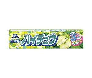 送料無料 森永製菓 ハイチュウ グリーンアップル 12粒×12個入 北海道・沖縄・離島は別途送料が必要。