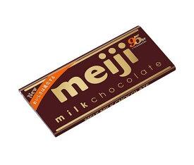 送料無料 【2ケースセット】明治 ミルクチョコレート 50g×10個入×(2ケース) ※北海道・沖縄・離島は別途送料が必要。