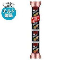 送料無料 【チルド(冷蔵)商品】QBB ブラックペッパー入りベビー 60g(4個)×25個入 ※北海道・沖縄・離島は別途送料が必要。