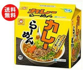 【送料無料】東洋水産 カレーらーめん 5食パック×6個入 ※北海道・沖縄・離島は別途送料が必要。