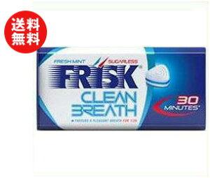 送料無料 クラシエ FRISK(フリスク) クリーンブレス フレッシュミント 35g×9個入 ※北海道・沖縄・離島は別途送料が必要。