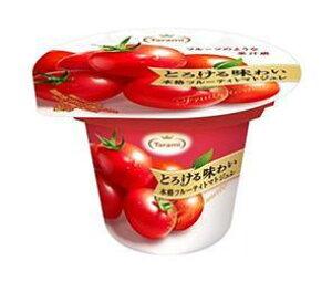 送料無料 たらみ とろける味わい 本格フルーティトマトジュレ 210g×18(6×3)個入 ※北海道・沖縄・離島は別途送料が必要。