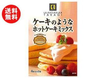 送料無料 昭和産業 ケーキのようなホットケーキミックス 400g(200g×2袋)×6箱入 ※北海道・沖縄・離島は別途送料が必要。
