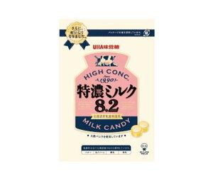 送料無料 UHA味覚糖 特濃ミルク8.2 93g×6袋入 ※北海道・沖縄・離島は別途送料が必要。
