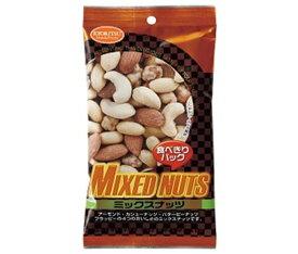 【送料無料】共立食品 100AP ミックスナッツ 40g×10袋入 ※北海道・沖縄・離島は別途送料が必要。